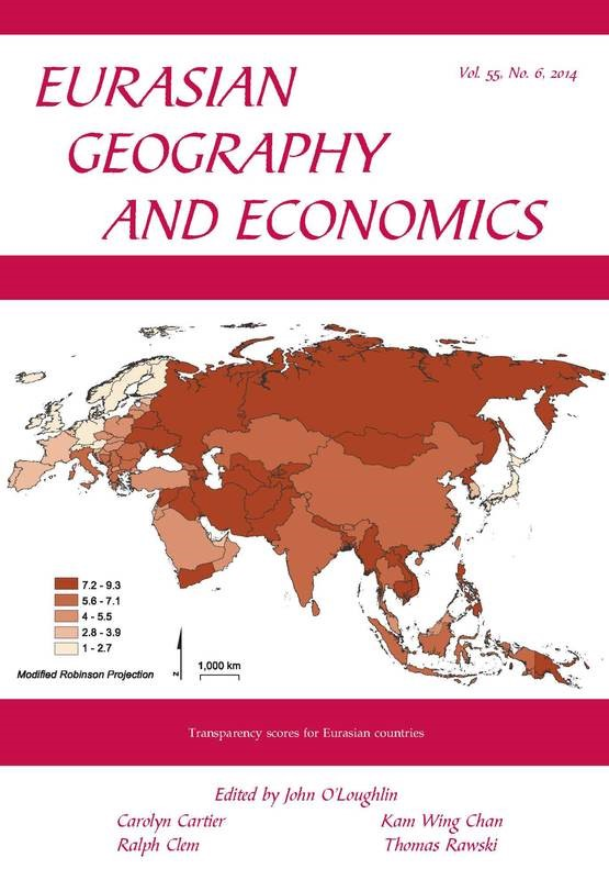 Trade as a confidence-building measure in protracted conflicts: the cases of Georgia and Moldova compared
