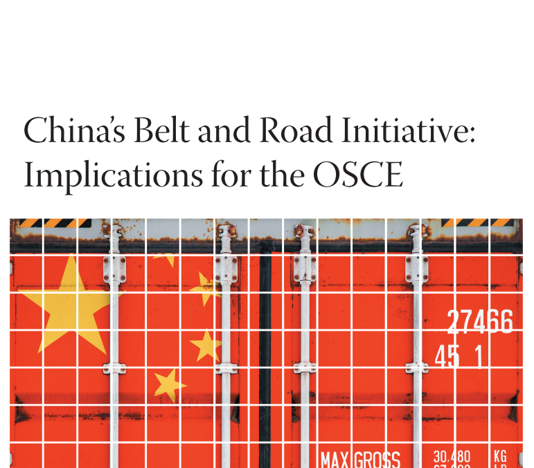 China's Belt and Road Initiative: Implications for the OSCE